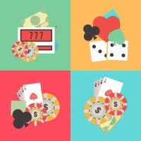 jeux casino illustration